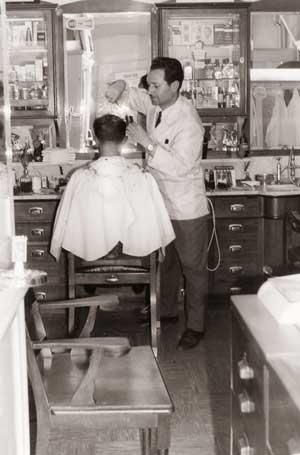 Bild Giaimo erster Arbeitsstelle